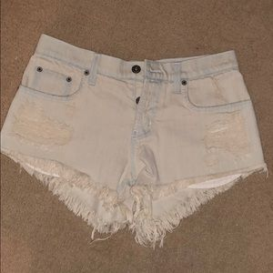Carmar LF denim shorts
